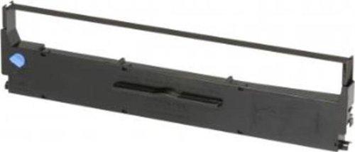 Epson C13S015637 - Cinta de nilón para LX-350/LX-300/+/+II, negro