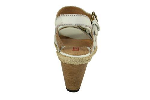 Chaussures Femme Pikolinos Sandales Avec Coin 9 Cm Numéro 40 Open White