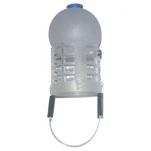 Slow sinking profondità ricarica carp pellet small feeder con consegna gratuita