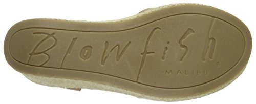 Braun desert Driveln Sand natural Offene Blowfish Sandalen Damen wU7qB8B