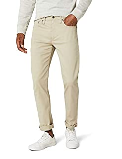 Levi's Men's 502 Regular Tapered Fit Jeans, Beige (Punk Star - True Chino 0009), 34W/36L (B073QXPYDC) | Amazon price tracker / tracking, Amazon price history charts, Amazon price watches, Amazon price drop alerts