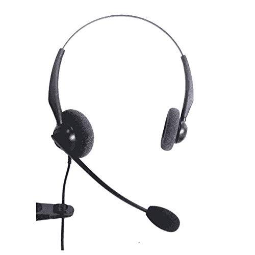 Avaya 1416 Entry Level Binaural Noise Cancelling Headset 174cdb2827
