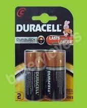 Duracell C LR14 1.5V Alkaline Battery