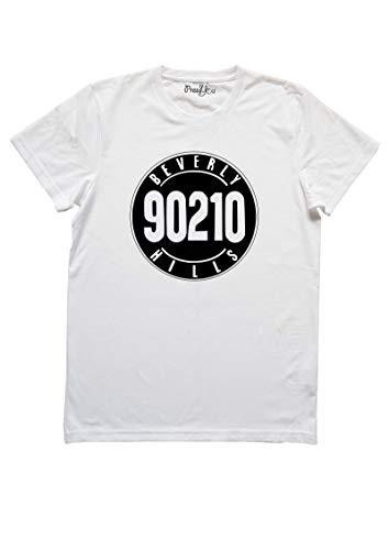 T-Shirt Beverly Hills 90210, S-Frau (Beverly Hills 90210-shirt)