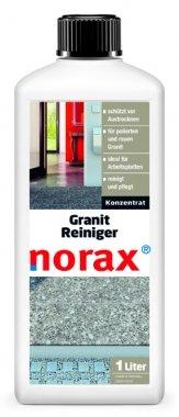 norax Granit Reiniger 1l - Zur gründlichen Entfernung von Verunreinigungen und schützt vor dem Austrocknen