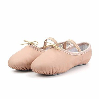 Wuyulunbi@ Donna Kids' Ballet piena suola interna personalizzabile Rosa,Rosa,Us8.5 / UE25 / Uk7.5 Toddle US7 / EU39 / UK6 Big Kids