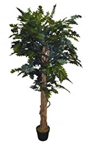 New Indoor/Outdoor Topiary Artificial 5ft Kwai-yin Tree