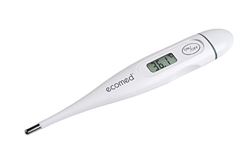 Ecomed by Medisana TM-62E Digitales Fieberthermometer