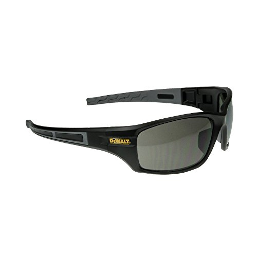 Dewalt Auger Safety Eyewear (One size) (Smoke)