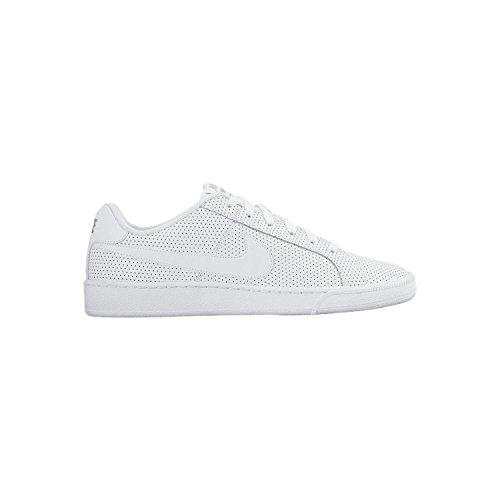 Nike Court Royale Prem Leather, Chaussures de Sport Homme, Bleu