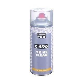 Auto Clear 496 2K Lack HBBody Spray 400 ml