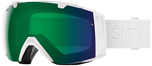 Smith Erwachsene I/O Skibrille, Whiteout, M