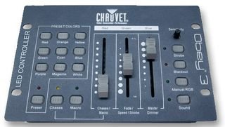 Supreme-Optimised CHAUVET - OBEY 3 - CONTROLLER, DMX, 3 CHANNEL - Pack of 1 --