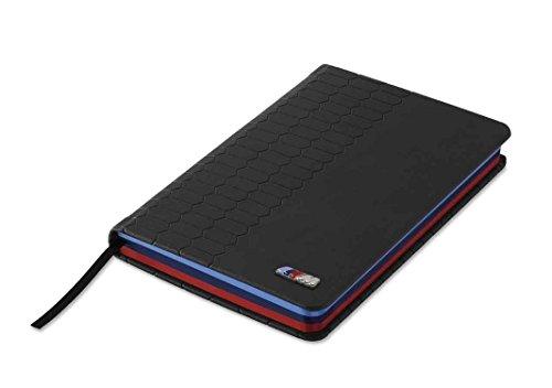 Preisvergleich Produktbild Original BMWMCollection-Logo-Ledertasche,  Notizpapier,  Notizbuch 80242410925