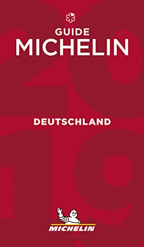 Michelin Red Guide 2019 Germany: Restaurants & Hotels