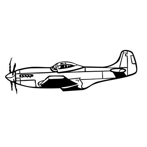 New Airplane Design Wandaufkleber Luftfahrt Vinyl Aufkleber Air Force Wandtattoo Aircraft Armee Home Interior Decor Wand Grafiken 126x42cm