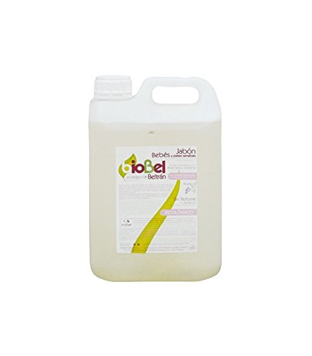 BioBel Jabón Bebes Eco - 5000 ml