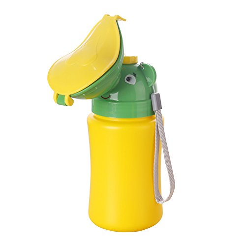 Per bambini, viaggio pee Bottle Portable Toilet potty training pee orinatoio WC di emergenza per camping