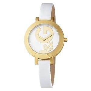 Dolce & Gabbana DW0523 – Reloj de Mujer, Correa de Acero Inoxidable