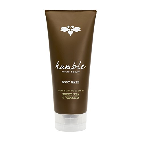 Humble Bellezza Body Wash 200 ml, Sweet Pea e Verbena