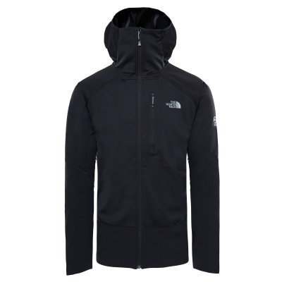 THE NORTH FACE Summit L4 Windstopper Hybrid Hoodie Jacket Men - Windstopper Softshelljacke