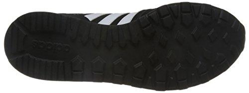 adidas Herren Runeo 10k Turnschuhe Black (Negbas / Ftwbla / Plamat)