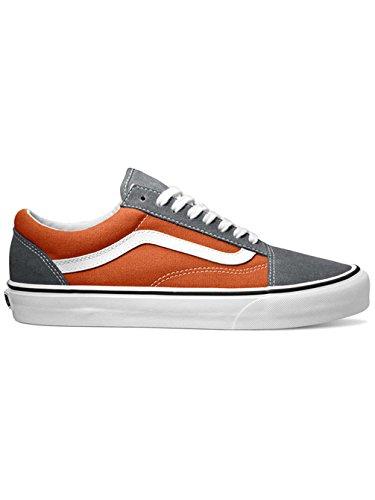 Vans Old Skool VKW65IO, Sneaker unisex adulto (golden coast) rust/smoke