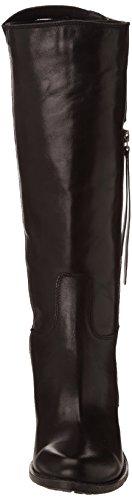 Donna Piu Olivia 9180, Bottes femme Noir (Tequila Nero)