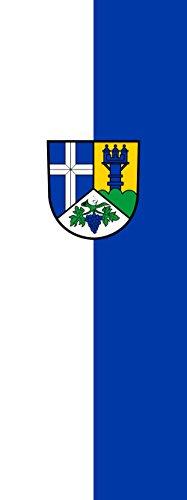 magFlags Drapeau Rauenberg | portrait flag | 6m² | 400x150cm
