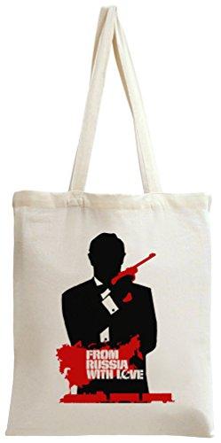 Preisvergleich Produktbild agent 007 Tote Bag