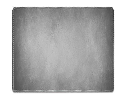 Silent Monsters Tapis de Souris Taille S (240 x 200 mm) Mouse Pad Petit, Motif Gris, Approprié pour Souris de Bureau et Souris de Gaming