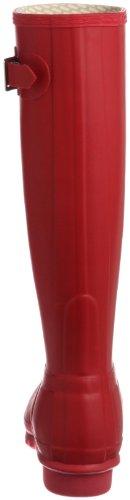 Hunter Original Tall Classic W23499, Unisex-Erwachsene Stiefel Rot (Red)