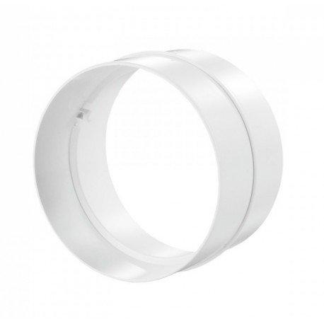 Connecteur de ventilation PVC - Ø 100mm