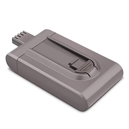 ARyee 3000mAh 21,6 V DC16 Akku für Dyson DC16 DC12 DC16 Animal/Root-6 Handstaubsauger, passend für Dyson 12097 912433-01 912433-03 912433-04 BP01