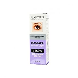 Planter's Power Lash Hyaluronic Acid Eye Care Mascara (8 ml)