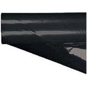 Feuille pacciamente en polyéthylène noir pour légumes et plantes ornementales largeur 160 cm