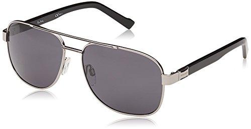 Pierre Cardin Herren P.C. 6835/S IR 6LB 59 Sonnenbrille, Grau (Ruthenium/Grey Blue)