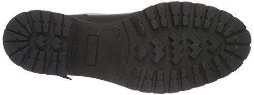 Bianco Damen Warm Combi Boot 33-49060 Combat Schwarz (Black/10)