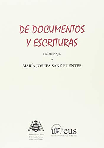 DE DOCUMENTOS Y ESCRITURAS (Ediciones especiales)