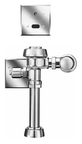 SLOAN Royal 111–1,28es-s Royal Optima ausgesetzt, Kabel, automatischer WC-Flush Ventil–1,28GPF Hohe Effizienz -