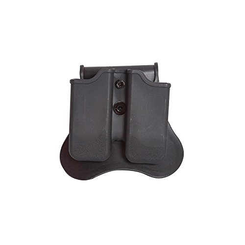 CYTAC CY-MP-P2 POLYMER DOUBLE MAGAZINE POUCH Opiniones BERETTA