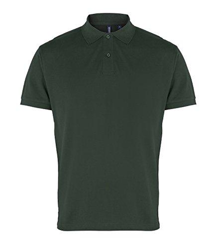 Herren-Polo-Hemd von Asquith und Fox - 24 Farben / Größe SML-3XL Charcoal