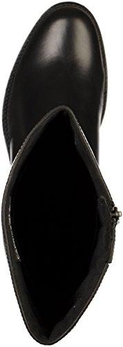 Caprice 25511, Stivali Donna, Braun (Ebony Leather), 37 EU Nero (6)