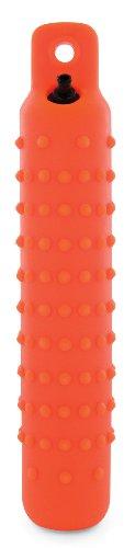 SportDOG Dummy orange zum Apportieren, Trainingsdummy, Jagd Attrappe, schwimmfähig, robust und beißfest