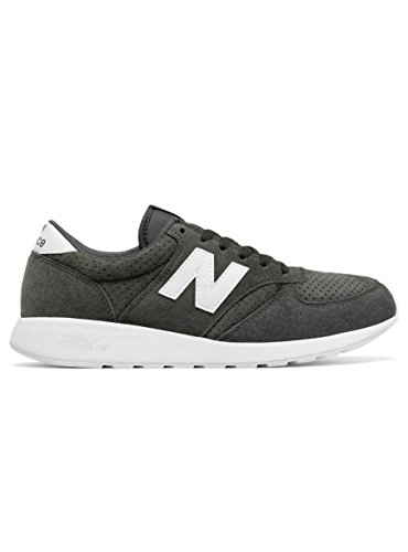 New Balance 420 Hommes Real Leather Baskets Gris MRL420SG