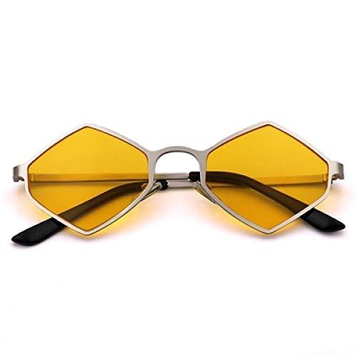 Spfree eue europäische und amerikanische multilaterale mode retro farbe sonnenbrille für männer und frauen mode sonnenbrillen