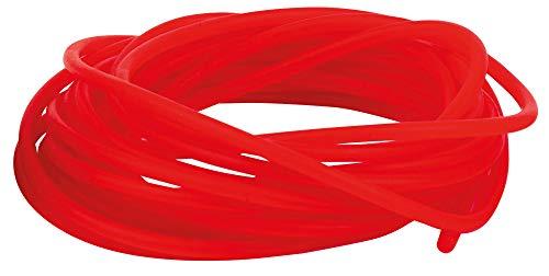 Fox Matrix Slik Hybrid Elastic 3m - Gummizug zum Karpfenangeln mit der Kopfrute, Gummi für Stipprute zum Angeln auf Karpfen, Größe:Gr. 18-20 (2.4mm) - Fox Hybrid