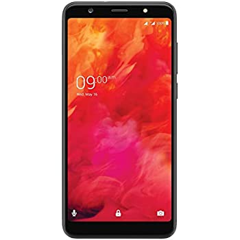 Lava Z80 (Black, 16GB): Amazon in: Electronics
