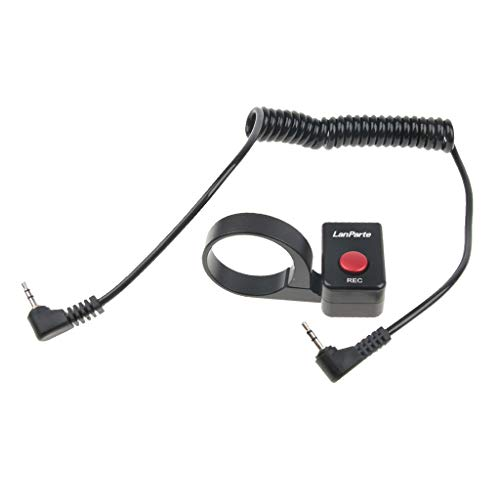 ller Video Remote Control Box Kamera Aufnahme Schalter für BMCC BMPCC Kamera ()