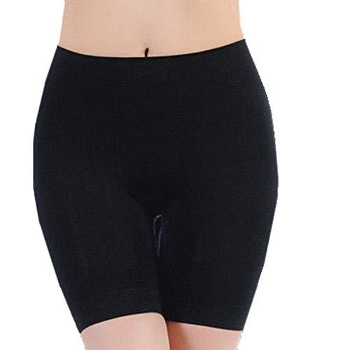 DOLDOA Damen Figurenformend Miederpants Miederhose Shapewear Bauch-Weg-Effekt Formt Sofort Body Shaper Shapewear Miederhose Bauch Weg stark formend ()
